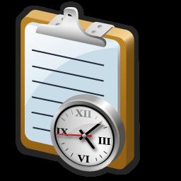 time_sheet icon