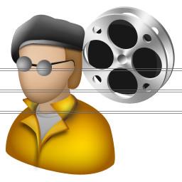 movie director icon