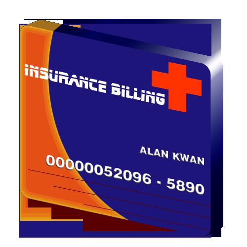 insurance billing icon