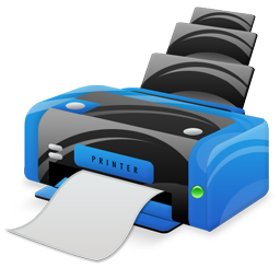 inkjet printer icon