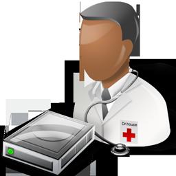 rescue_disk icon