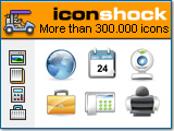 300.000 vista icons